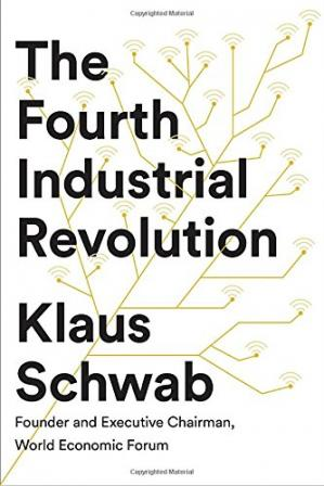 Book cover The Fourth Industrial Revolution