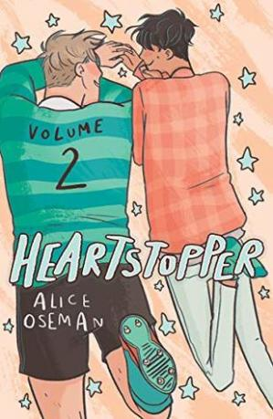 Book cover Heartstopper Volume 2