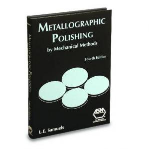 Book cover Metallographic Polishing by Mechanical Methods