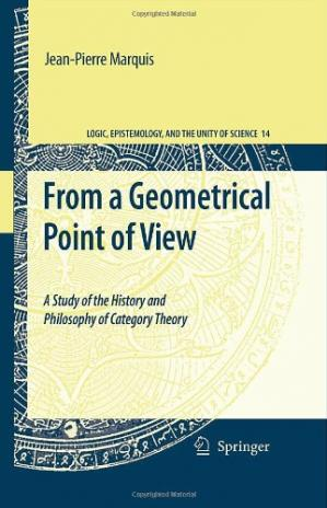 Copertina From a Geometrical Point of View: A Study of the History and Philosophy of Category Theory