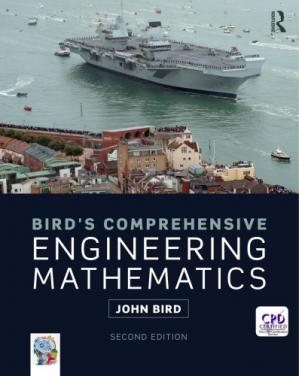 Copertina Bird's Comprehensive Engineering Mathematics
