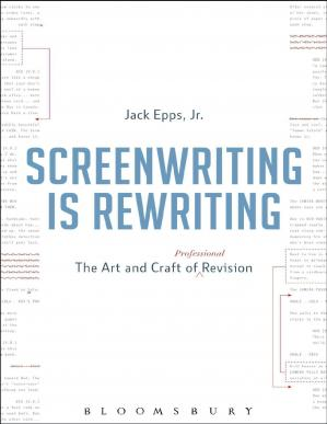 Book cover Screenwriting is Rewriting: The Art and Craft of Professional Revision
