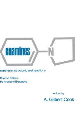 పుస్తక అట్ట Enamines : Synthesis: Structure, and Reactions, Second Edition