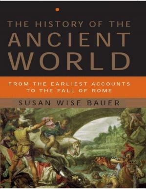 غلاف الكتاب The History of The Ancient World