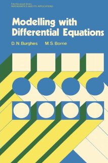 Book cover Modelling with Differential Equations