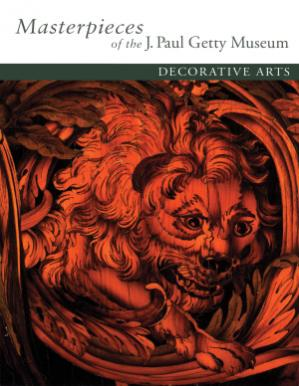Sampul buku Masterpieces of the J. Paul Getty Museum: Decorative Arts