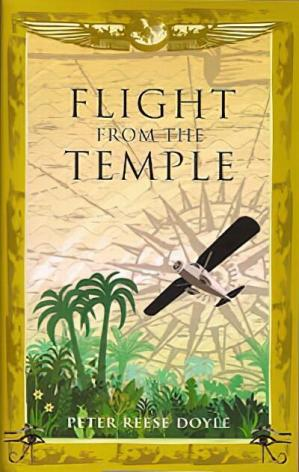 Book cover Flight From the Temple