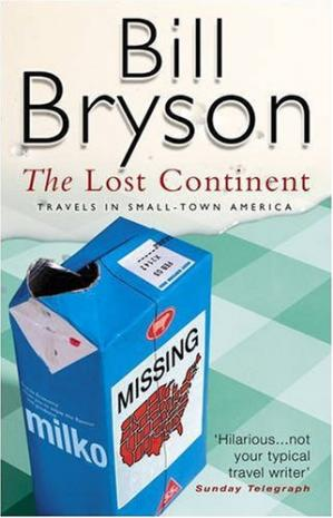 The-Lost-Continent By  Bill Bryson In Pdf