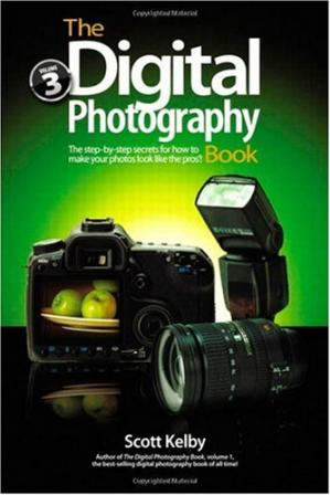 Обложка книги The Digital Photography Book, Volume 3 - The Step-by-step Secrets for how to Make Your Photos Look Like the Pros'!