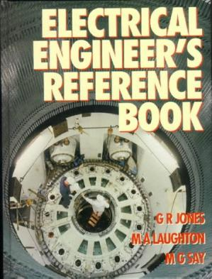 Copertina Electrical Engineer's Reference Book