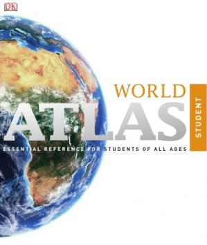 Book cover Student Atlas