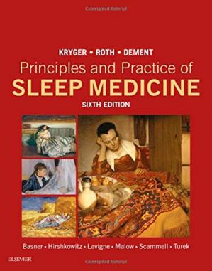 Book cover Principles and Practice of Sleep Medicine