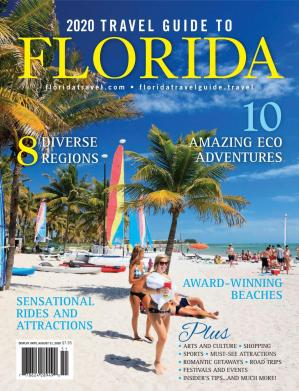 Book cover Travel Guide to Florida