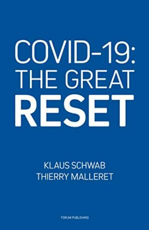 Book cover COVID-19: The Great Reset
