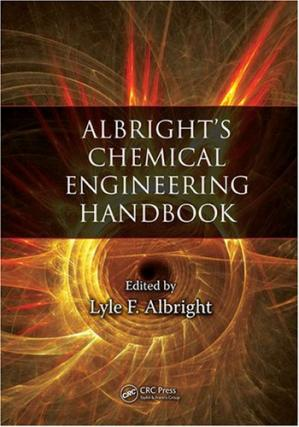 Copertina Albright's chemical engineering handbook