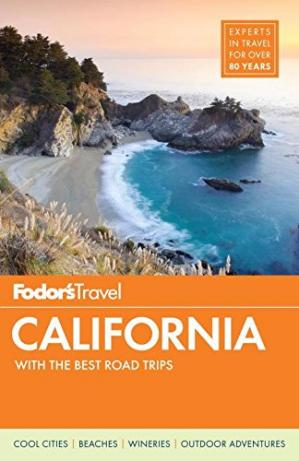 पुस्तक कवर Fodor's California: with the Best Road Trips