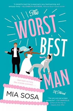Book cover The Worst Best Man
