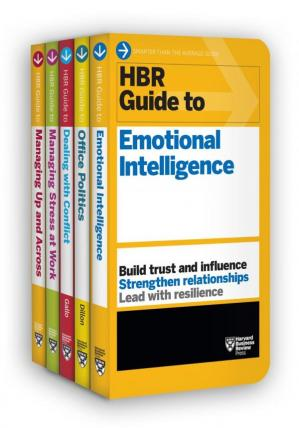 Book cover HBR Guides to Emotional Intelligence at Work Collection (5 Books)