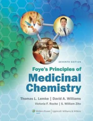 Book cover foye's principles of medicinal chemistry 7th edition unlocked