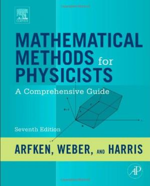 Copertina Mathematical Methods for Physicists, Seventh Edition: A Comprehensive Guide