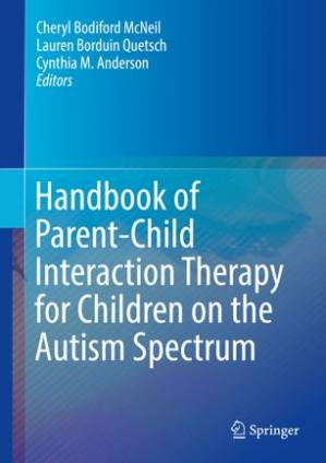 Εξώφυλλο βιβλίου Handbook of Parent-Child Interaction Therapy for Children on the Autism Spectrum