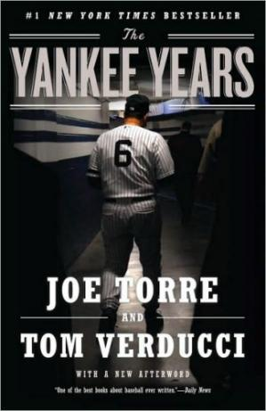 Book cover The Yankee Years