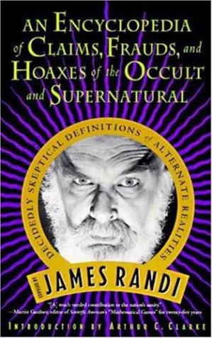 Okładka książki Encyclopedia of Claims, Frauds, and Hoaxes of the Occult and Supernatural: Decidedly Skeptical Definitions of Alternative Realities