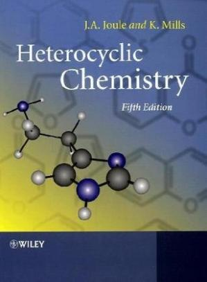 Εξώφυλλο βιβλίου Heterocyclic Chemistry, 5th Edition