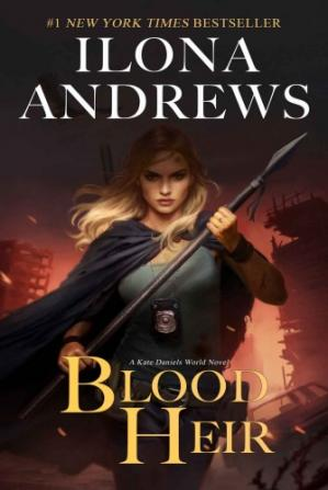 Book cover Blood Heir