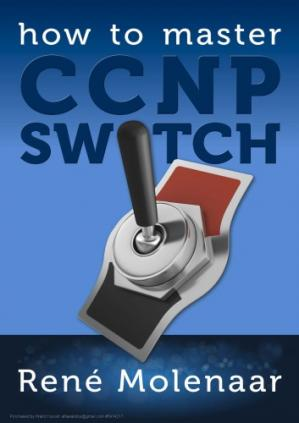 Sampul buku How to Master CCNP SWITCH
