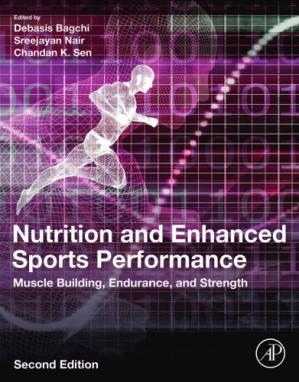 غلاف الكتاب Nutrition and enhanced sports performance: muscle building, endurance, and strength