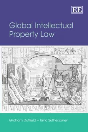 Okładka książki Global Intellectual Property Law