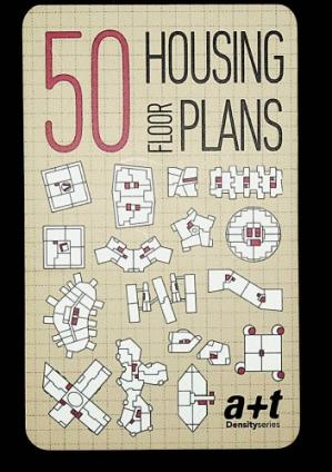 Book cover 50 Housing Floor Plans