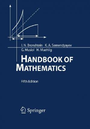 Book cover Handbook of Mathematics