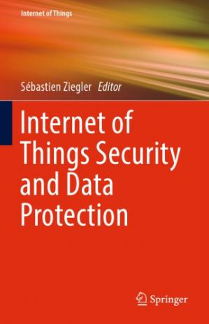 Book cover Internet of Things Security and Data Protection