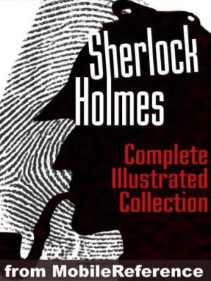 Okładka książki Sherlock Holmes - The Complete Illustrated Collection