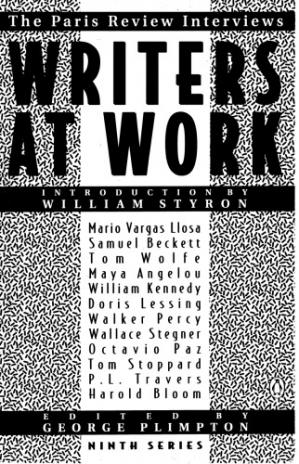 Copertina Writers at Work: The Paris Review Interviews, Ninth Series