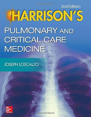 Buchdeckel Harrison's Pulmonary and Critical Care Medicine, 2e