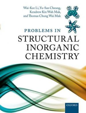 Обложка книги Problems in Structural Inorganic Chemistry