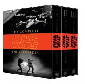 Book cover The Complete Star Wars Encyclopedia - Volume I - A - G