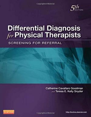 غلاف الكتاب Differential Diagnosis for Physical Therapists: Screening for Referral