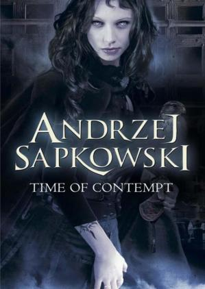Book cover Time of Contempt