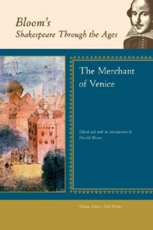 Book cover The Merchant of Venice (Bloom's Shakespeare Through the Ages)