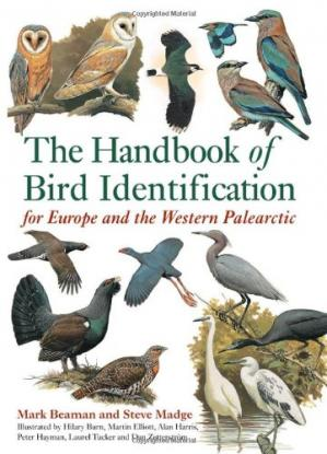 表紙 The Handbook of Bird Identification: For Europe and the Western Palearctic