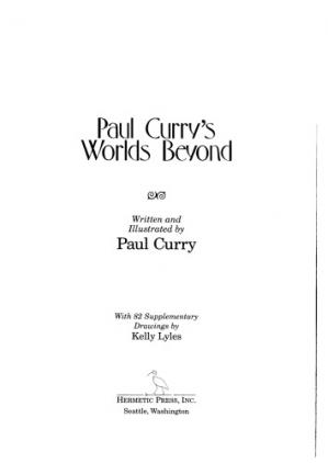 Portada del libro Paul Curry's World Beyond