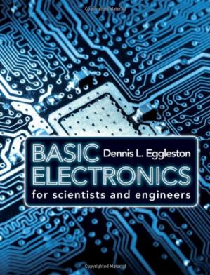 Couverture du livre Basic Electronics for Scientists and Engineers