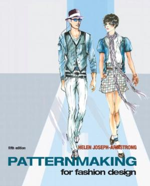 书籍封面 Patternmaking for Fashion Design, Fifth Edition