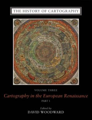 Portada del libro History of Cartography Vol. 3 , Cartography in the European Renaissance