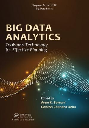 Book cover Big Data Analytics: Tools and Technology for Effective Planning
