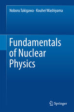 Book cover Fundamentals of Nuclear Physics